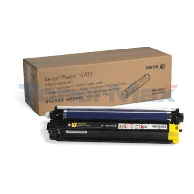 XEROX PHASER 6700 IMAGING UNIT YELLOW